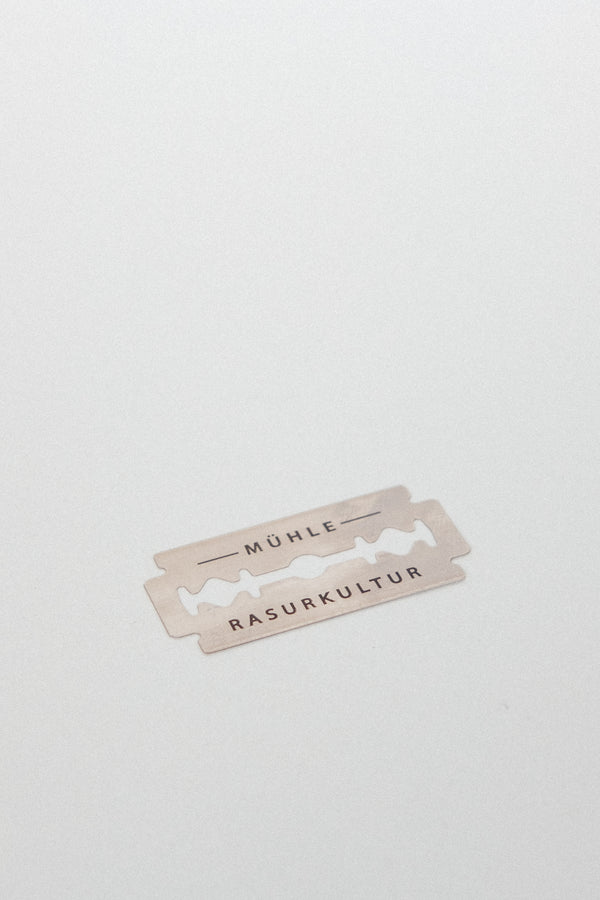 SAFETY RAZOR BLADES (10 PACK)