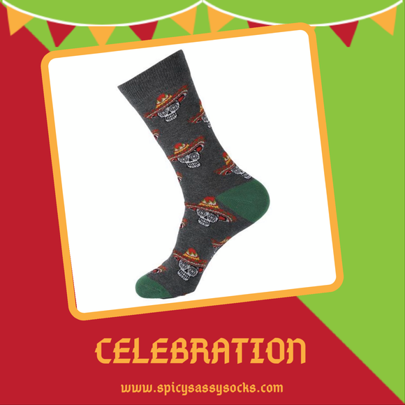 Celebration - Spicy Sassy Socks