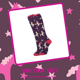 Unicorn Sass - Spicy Sassy Socks