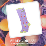 Spring Dream - Spicy Sassy Socks