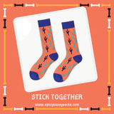 Stick Together - Spicy Sassy Socks