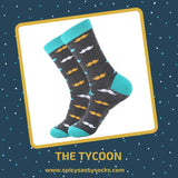 The Tycoon - Spicy Sassy Socks
