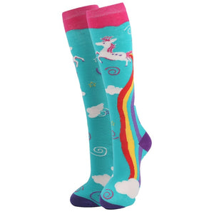 Rainbow Sass - Spicy Sassy Socks
