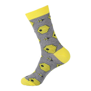 Bee Cool - Spicy Sassy Socks