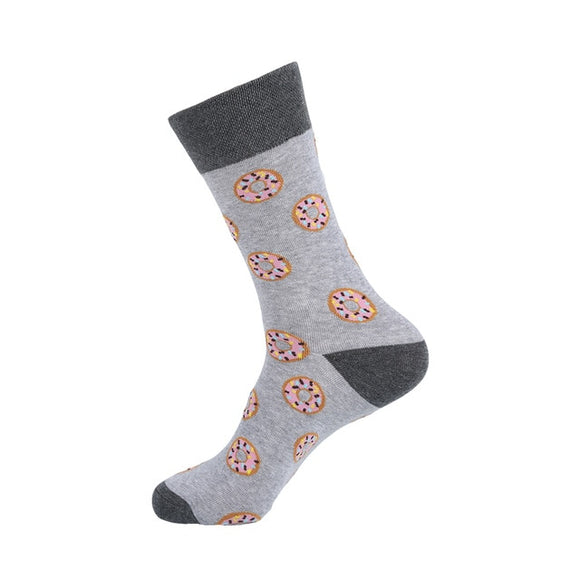 Dough-Not Be Square - Spicy Sassy Socks