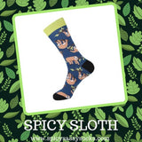 Spicy Sloth - Spicy Sassy Socks