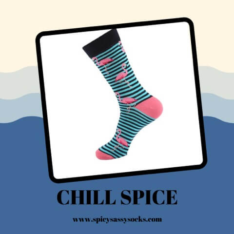 Chill Spice - Spicy Sassy Socks