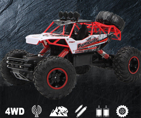 Large 4WD Remote Control Truck