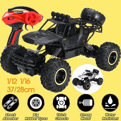 NEW Updated RC Car