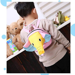 573c9a1f492a Toddler Backpack With Leash Elephant 3D Mini Backpacks For Kids ...