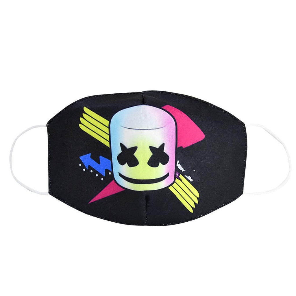 DJ Marsh-mello Face Masks For Kids and Adults Reusable