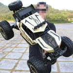 1/8 Extra Large Remote Control Car Climbing Monster Buggy 2.4G 4WD Off-road RC Cars for Kids and Adults