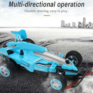 High Speed Remote Control Car Off-road Fast Outdoor RC Car Toy Gift for Kids