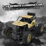 1/18 RC Car 2.4G Off Road Remote Control Truck Buggy Climbing Toy For Kids