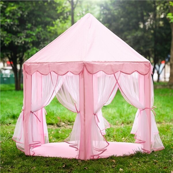 Play House Game Tent Toys Ball Pit Pool Portable Foldable Princess Folding Tent Castle Gifts Tents Toy For Kids