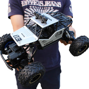 1:16 Kids Remote Control Truck Off Road Rock Crawler Racing Car