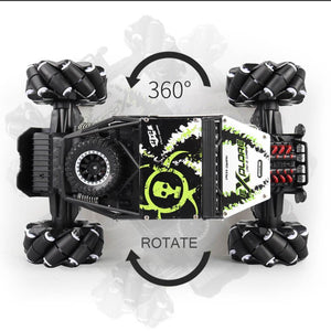 Drift and Climb Remote Control Car 2.4GHz Off-Road Climbing Monster RC Truck