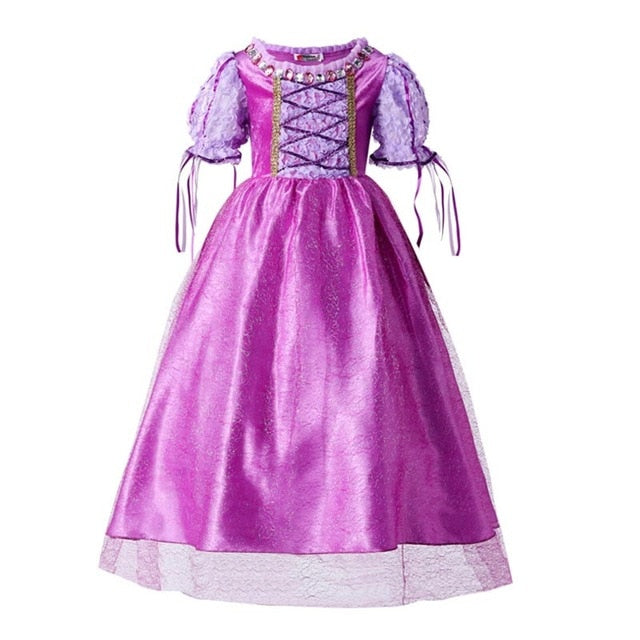 Girls Dress Princess Sophia  Fairy Tales Cosplay Costume