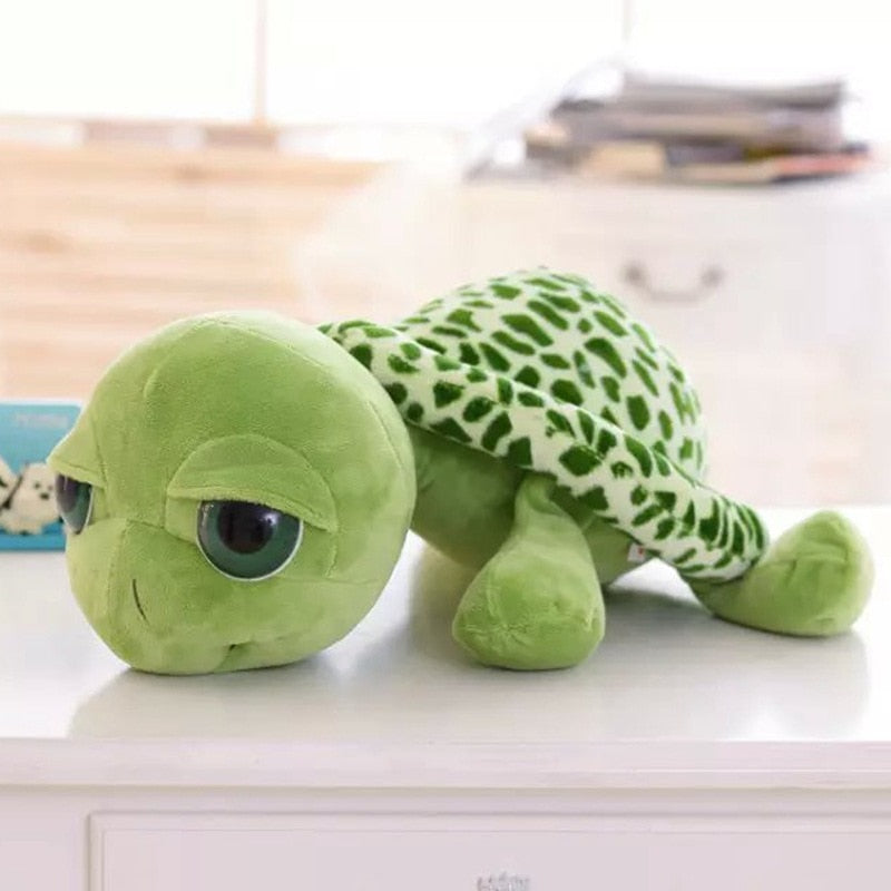 Big Eyes Turtle Plush Toys Tortoise Animals Dolls