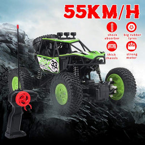 1:20 Kids RC Car 55KM/H High Speed 4WD RC Racing Car Remote Control Off Road Toy