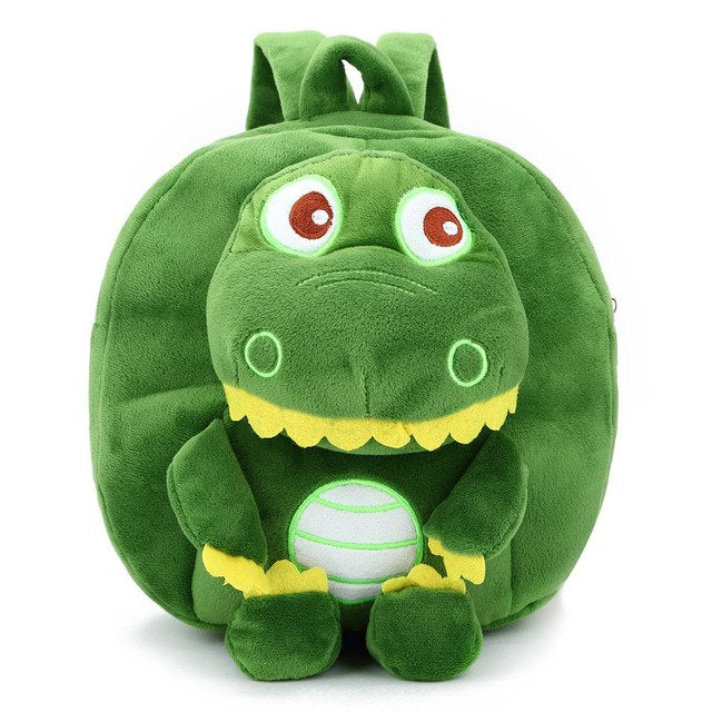 Kids Dinosaur Backpack Preschool Toddler Backpack 3D Cute Animal Children Backpacks for Boys Girls