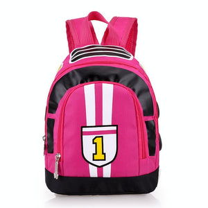 Kids Schoolbags Cartoon Car Backpack Kindergarten Rucksacks Backpacks