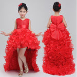 Little Girl Pageant Dresses Fancy Wedding Party Prom Dresses