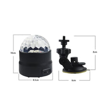 Load image into Gallery viewer, Mini Suction Cup Magic Ball Light