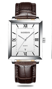 Waterproof new men's watch men's concept square watch