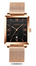 Load image into Gallery viewer, Waterproof new men's watch men's concept square watch