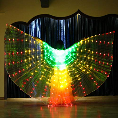 Girls LED Butterfly Wings