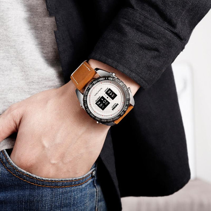 Fashion men's electronic watch