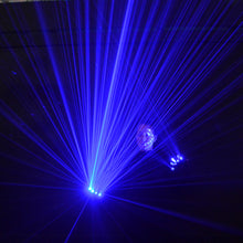 Load image into Gallery viewer, Laser Gloves LED Glowing Gloves Iron Man Laser Gloves-Blue
