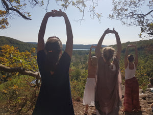 Goddess MAGIC- Kundalini yoga and jade egg retreat, 31 August - 8 September, at Ängsbacka in Sweden - a sisterhood upgrade