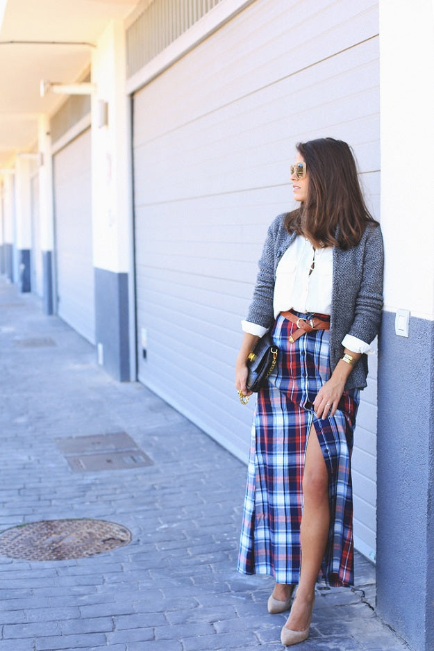 Style Guide: How to Put a Modern Spin on Grunge | Seams For A Desire | Mel Boteri Style Guide