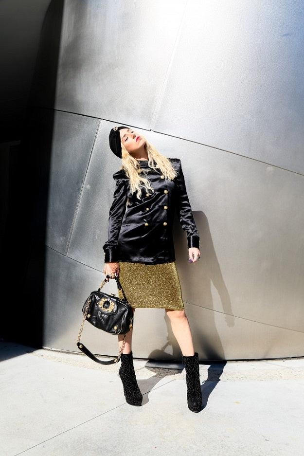 Style Guide: How to Put a Modern Spin on Grunge | Elshane's World | Mel Boteri Style Guide