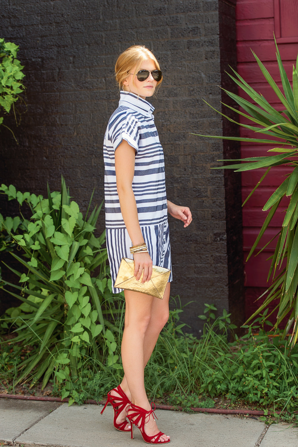 A Piece Of Toast Blog | Fourth of July Fashion | Mel Boteri Style Guide