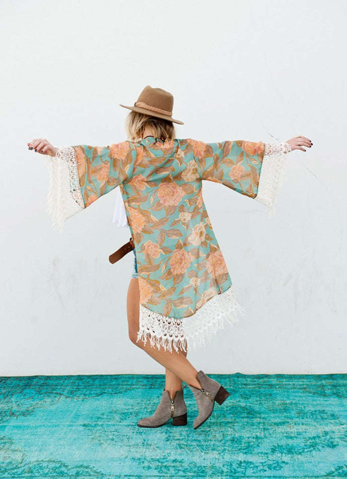 Becca Tobin of June Moss Looking Boho Chic | Mel Boteri Style Guide