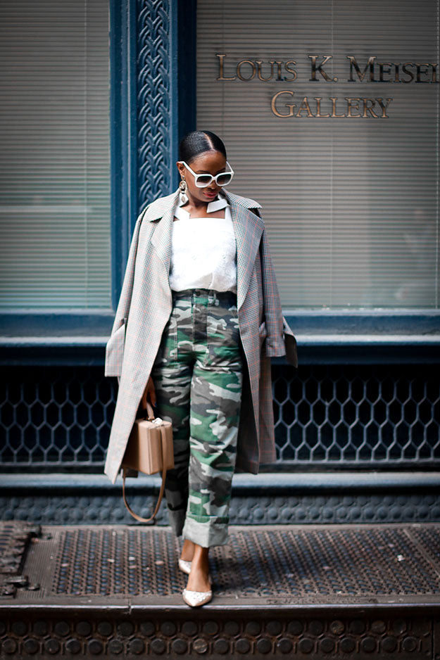 Mel Boteri Style Guide: A Taste Of Fall Featuring Blogger Awed By Monica