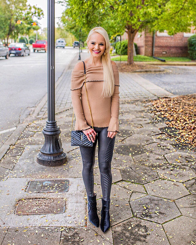 Mel Boteri Style Guide: It's Beginning To Look A Lot Like Winter Featuring Blogger Urban Blonde
