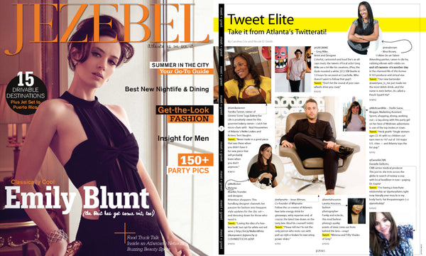 Mel Boteri Featured in Jezebel Magazine | Mel Boteri Press Highlights