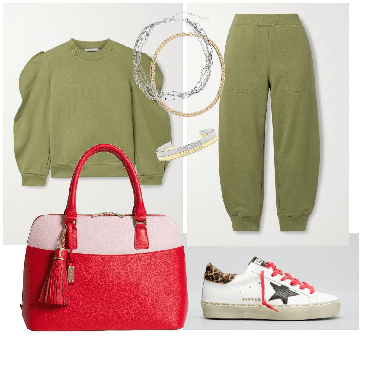 Three Ways To Keep Your Look Fresh | Red Watson Tote