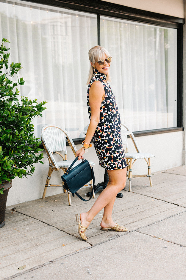 How To Style The Mule With Blogger Courtney Kerr of Kerrently