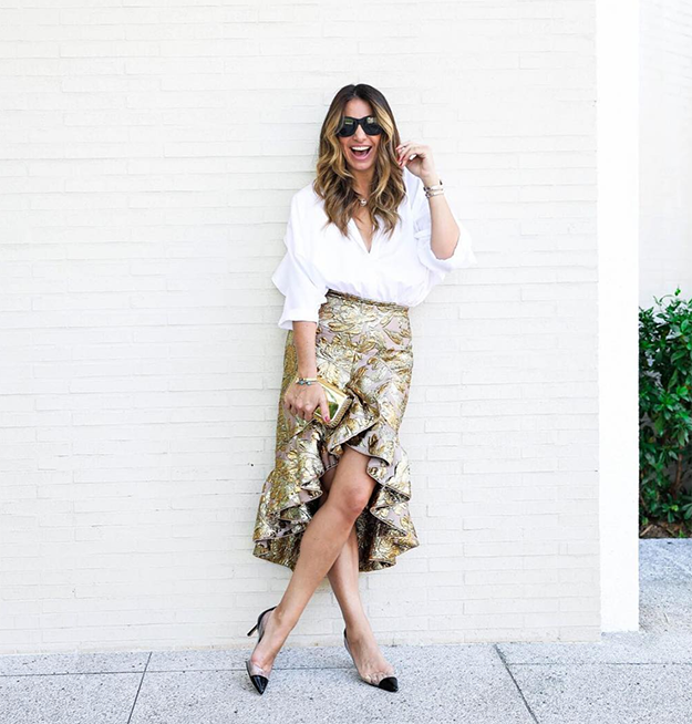 Style Guide: Ruffle Me Crazy | Sassy Ruffles