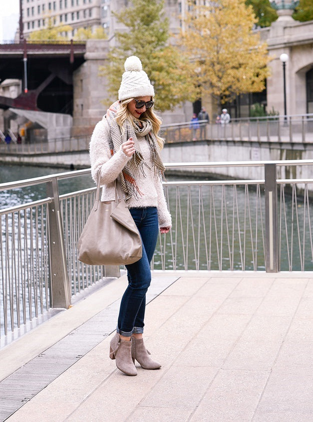 Style Guide: How To Stay Warm (And Chic!) | Mel Boteri Style Guide | Visions of Vogue