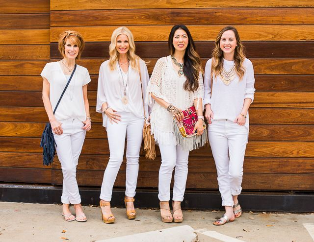 The Middle Page's Cathy & Friends Looking Boho Balanced | Mel Boteri