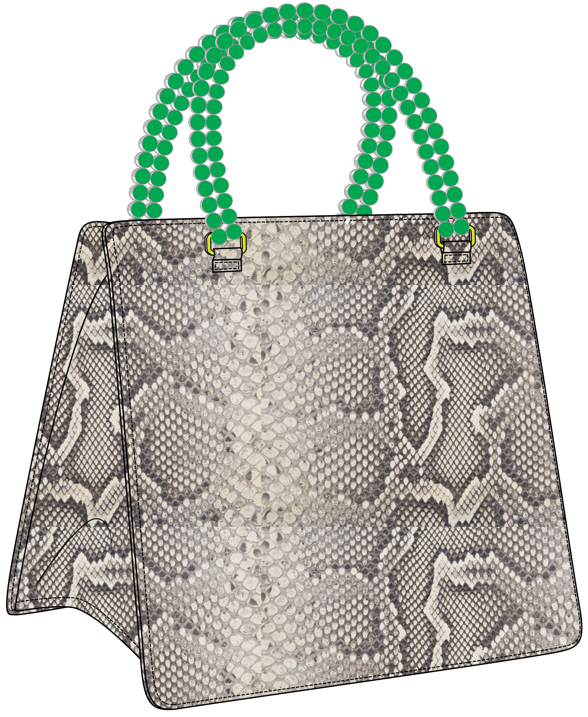 Mel Boteri's First Open Call Handbag Design Competition | Finalizing Materials 1