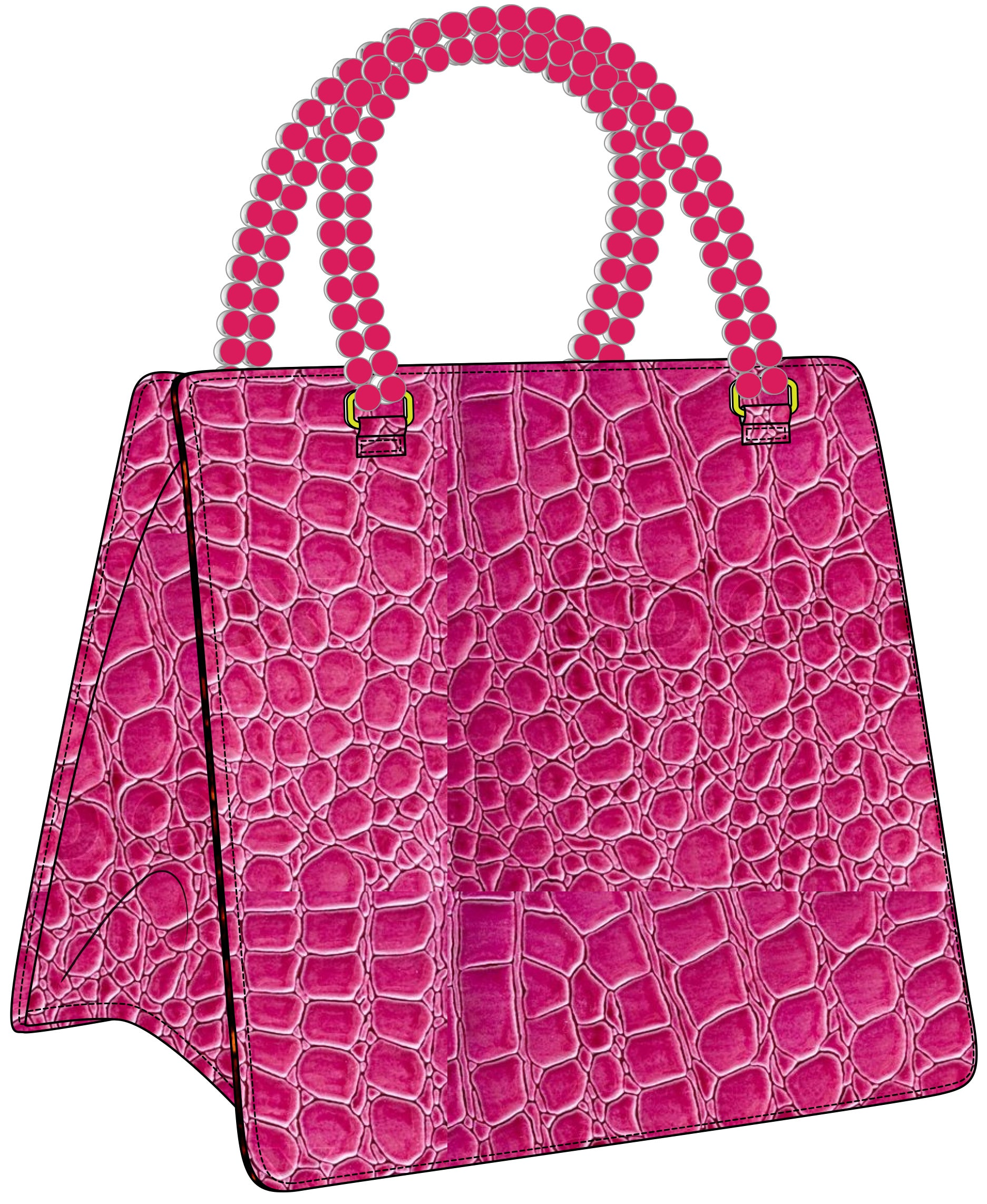 Mel Boteri's First Open Call Handbag Design Competition | Finalizing Materials 6