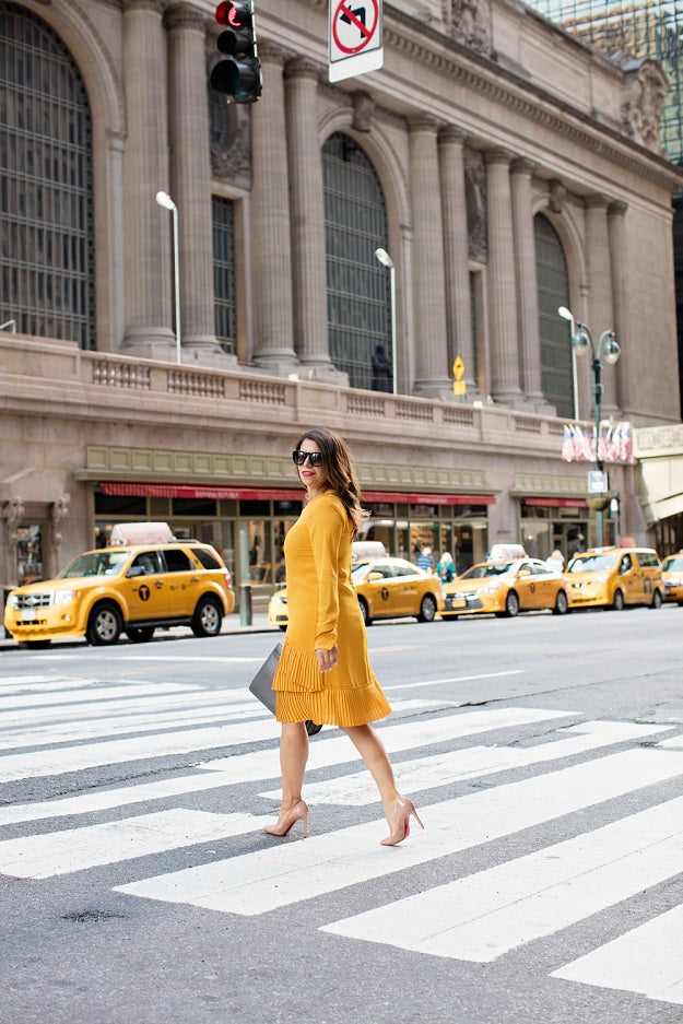 Color Trend: Marigold, The Color That Will Brighten Up Your Outfits | Mel Boteri Style Guide | The Corporate Catwalk