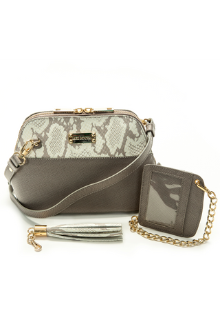 Mel Boteri 'Watson Mini' Cross-Body & Clutch Leather Bag | Details